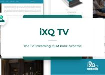 iXQ TV The TV Streaming MLM Review