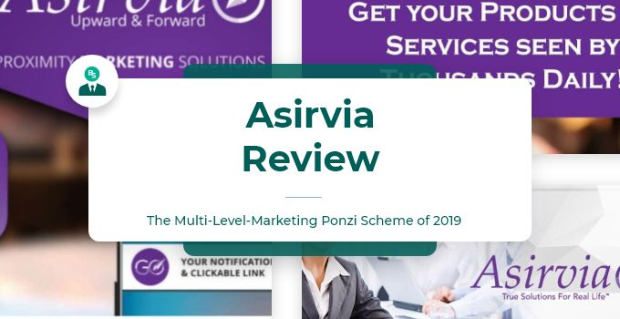 Asirvia Review MLM Review