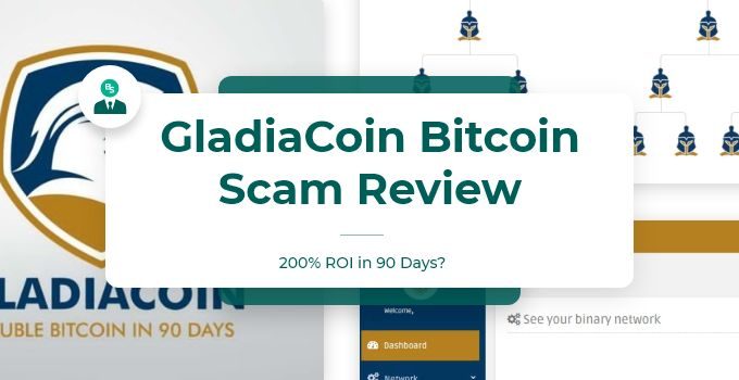 GladiaCoin mlm review