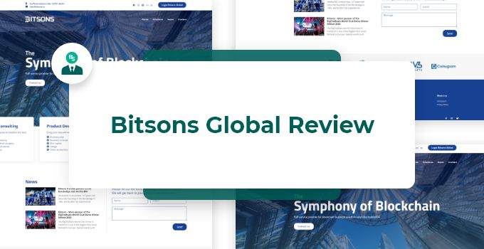 Bitsons Global MLM Review