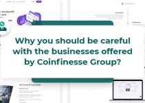 Coinfinesse Group Review MLM